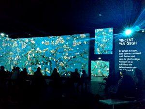 Von Monet bis Kandinsky Ausstellung