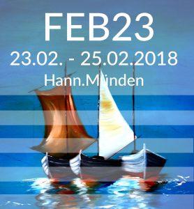 FEB23 Ausstellung Mündener KunstNetz