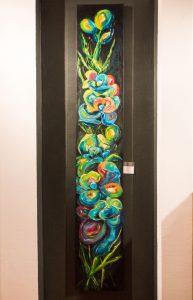 Moderne farbenprächtige Blumen von Heike Kahlert
