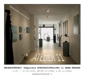 Temporäre Ausstellung in HannMünden